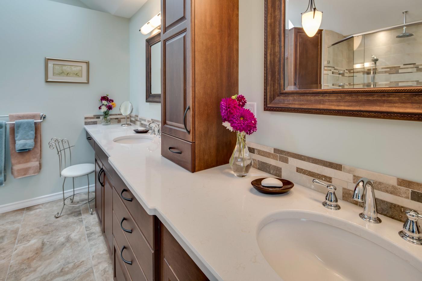 bathroom renovation - canadian home renovations metro vancouver