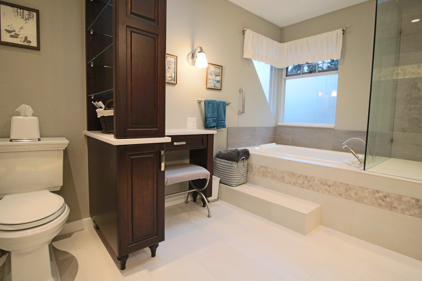 bathroom renovation - canadian home renovations metro vancouver