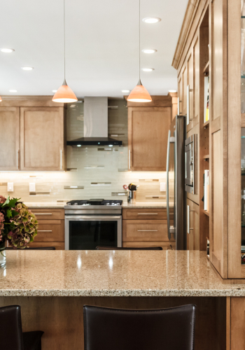 A 60\'S HOME GETS A NEW KITCHEN - Canadian Renovations   Home ...